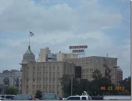 San Antonio and RIVERWALK 017