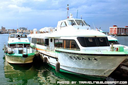 澎湖旅遊七美