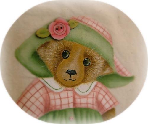Teddy painitng 1 pic