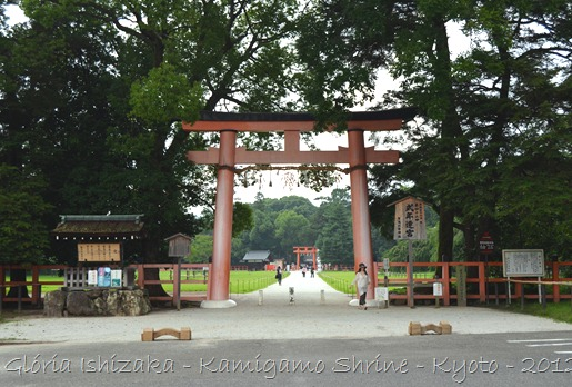 Glória Ishizaka - Kamigamo Shrine - Kyoto - 1