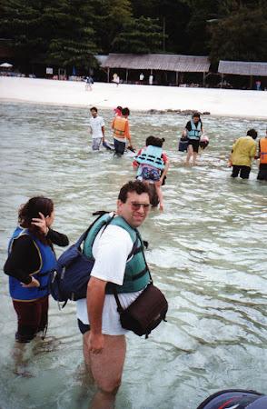 Plaje Thailanda: insula Perlelor Phuket