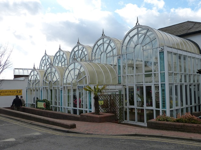Ботанический сад в Бирмингеме