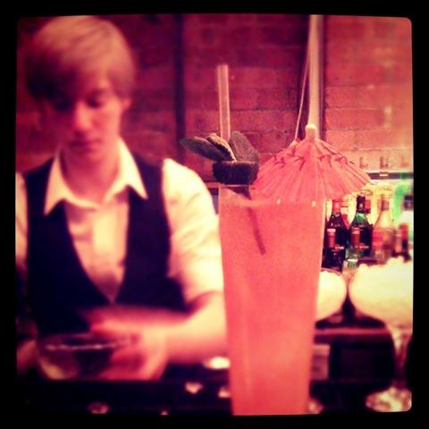 #16 - Dabbous London crowd pleaser cocktail