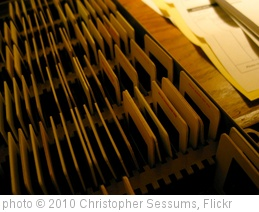 'Slides Box Paperwork' photo (c) 2010, Christopher Sessums - license: http://creativecommons.org/licenses/by-sa/2.0/