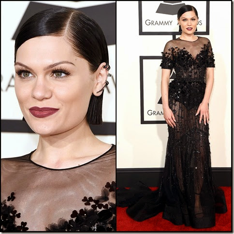Jessie J 57th Grammy