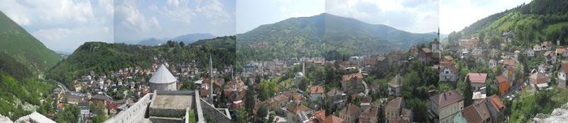 travnik panorama