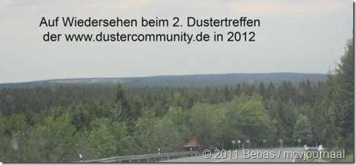 Dacia Duster meeting Kassel 2011 36