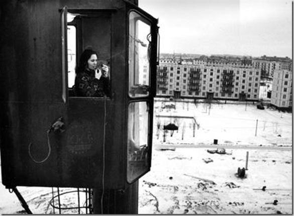 0005_Branzi Piergiorgio_ Diario Moscovita_Nuovi quartieri in periferia 1965