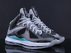 nike lebron 10 gr prism 5 01 Release Reminder: Nike LeBron X Prism and its Gallery