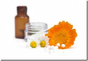 Homeopathic Medicine: Calendula officinalis, Chamomile