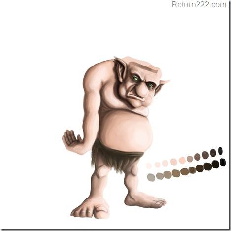troll 18