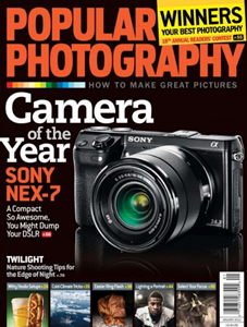 Popular Photography 2012-01 Cover