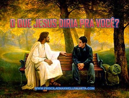 Jesus e você - Priscila e Maxwell Palheta