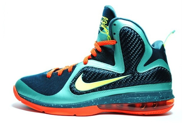 new arrival 9d4a2 62d75 ... Nike LeBron 9 8220PreHeat8221 Early Miami Release Info ...