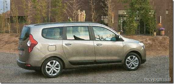 Dacia Lodgy test EAC 05