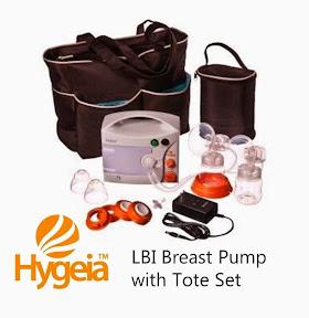 Hygeia EnJoye LBI Double Electric Breast Pump Ratings.jpg