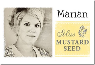 Marian Miss Mustard Seed