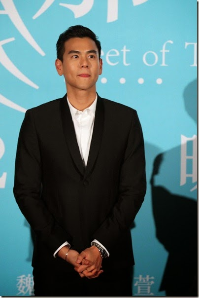 Fleet of Time 匆匆那年 Eddie Peng 彭于晏 2014.12.04 Beijing 02