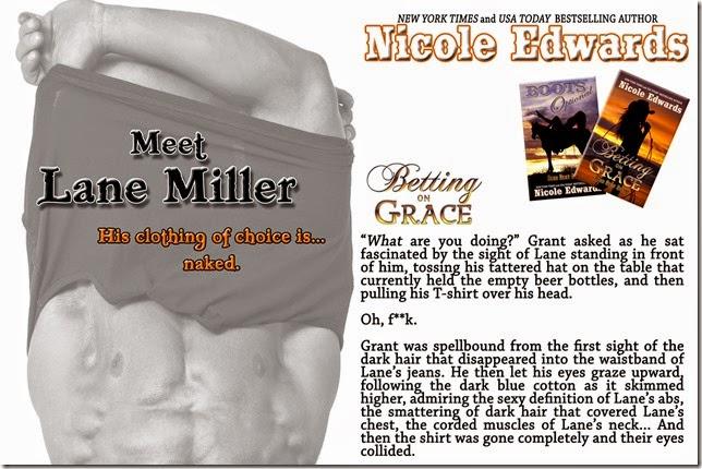 Meet Lane Miller