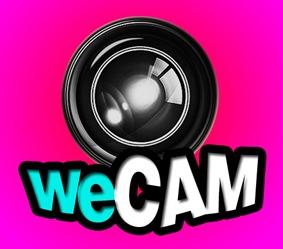 weCAM Free iPhone Photo FX