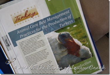 turkey animal welfare