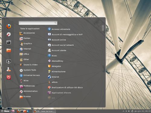 Cinnamon 2D su Ubuntu 12.04