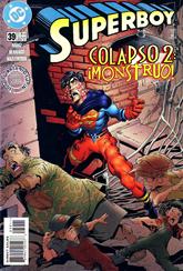 Actualización 21/02/2015: Superboy Vol.3 - traducido por Reddjack y maquetado por Rockfull nos traen el #39.