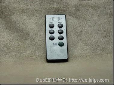 名片型紅外線遙控器