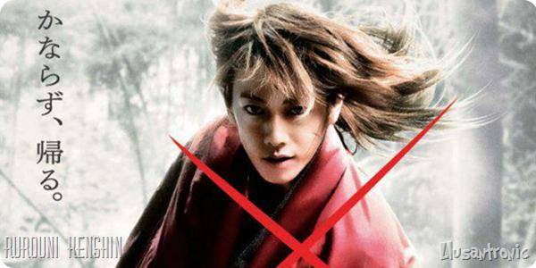 Rurouni Kenshin - Live action ¡próxima a estrenarse!