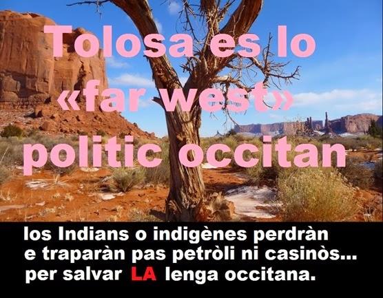 Far west occitan tolzan