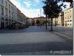 Castres, Place Jean Jaurès