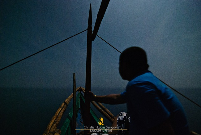 The Misty Boatride from Marinduque to Banton