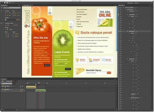 Adobe edge下載-1