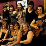 Les voix féminines et souletines de Zibero Sport