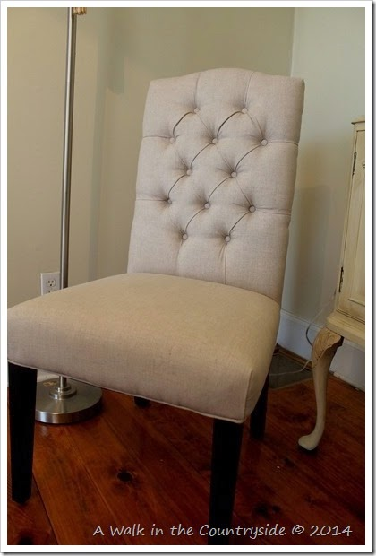 overstock chairs in off white but more like an oatmeal linen