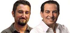 Rosario-Crocetta-e-Giancarlo-Cancelleri