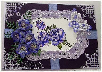 Purple roses 2015