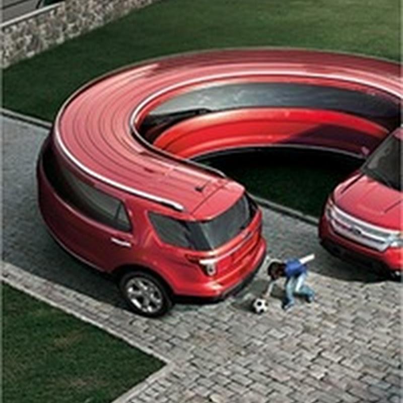 Fresca publicidad creativa y loca sobre automóviles