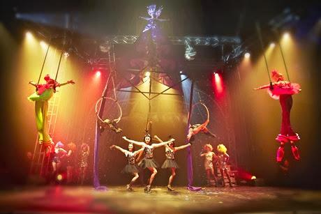 Circus show- Night Circus