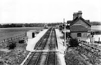 Upton & Blewbury railway station, 1919