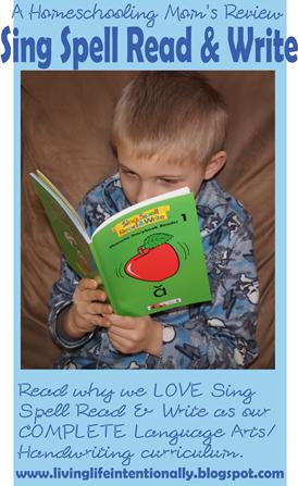 sing spell read and write preschool