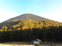 mahameru dari kalimati Photo