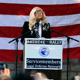 Lady Gaga Speaks at Dont Ask Dont Tell Rally