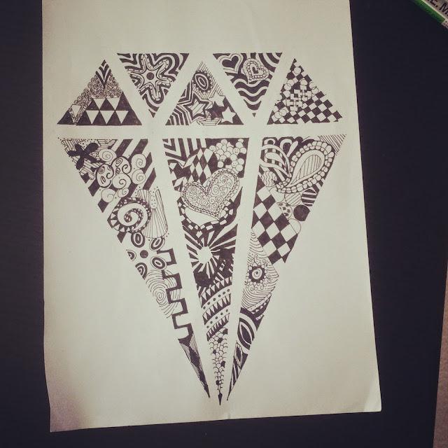 doodle tegning hvordan