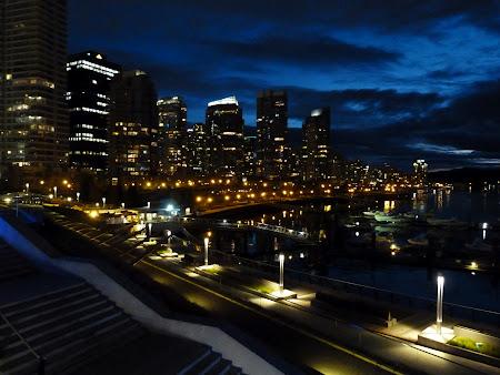 Vedere Canada: Vancouver sky line