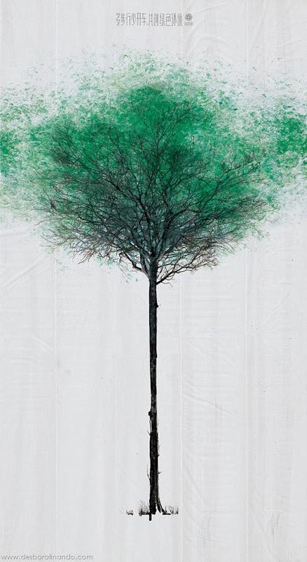 faixa-de-pedestre-china-footprints-leaves-pintando-com-os-pés (1)