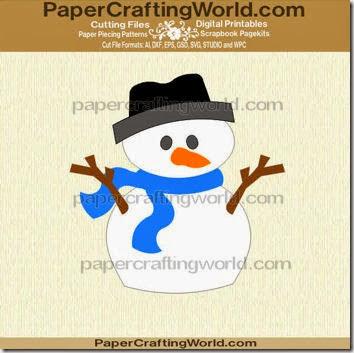 1-9 snowman-ppr-cf-350