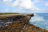 Powerful Ocean Waves At Devil's Bridge (Shot 4 of 14) - St. George's, Antigua