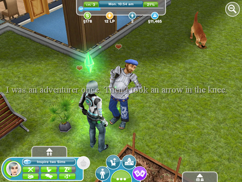 sims freeplay ios