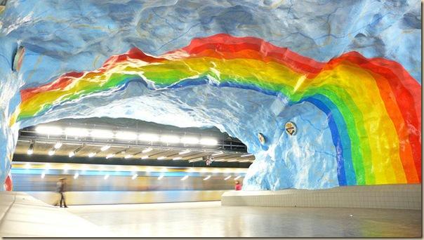 24 stations de métro stupéfiantes (29)